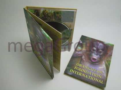 DVD Book Printing 5x7