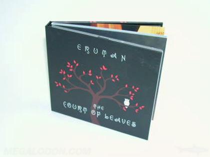 cd book printing