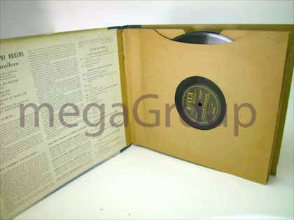 Vintage Vinyl 12inch Record Set