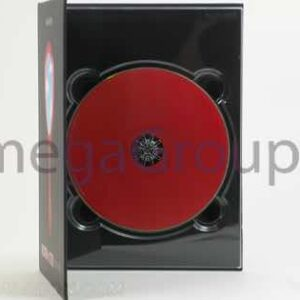 Tall Clear Tray 7inch in Hardcover DVD Book