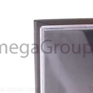 Hold Media with Clear Tray 5″