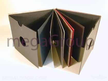Fold Out Swinging Sleeves Multidisc