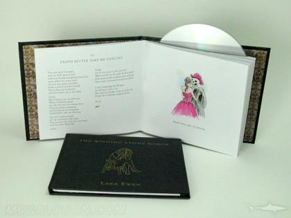 Swinging-Sleeve-CD-Book-1C-Printing-Die-Cut-Hole